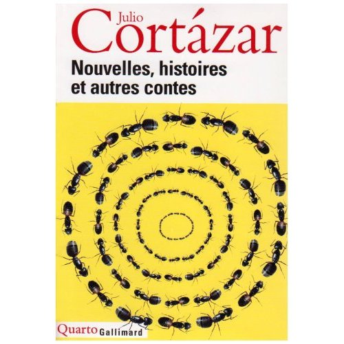 couverture Nouvelles, histoires et autres contes de Cortazar